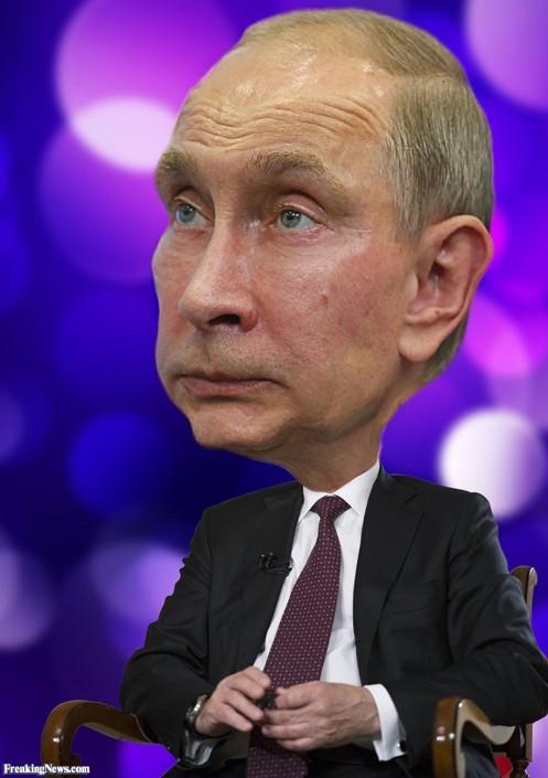 Vladimir Putin, Enrico Letta